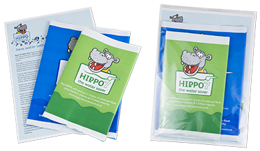 Hippo Point of Sale Pack